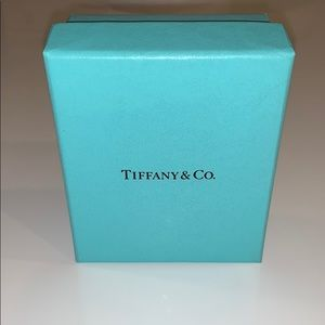 Authentic Tiffany & Co box